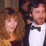 Spielberg with Amy Irving