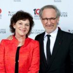 Spielberg with Janet Maslin