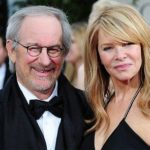 Spielberg with Kate Capshaw