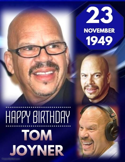 Tom Joyner 69th birthday timeline