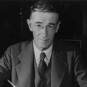 Vannevar Bush net worth 2020