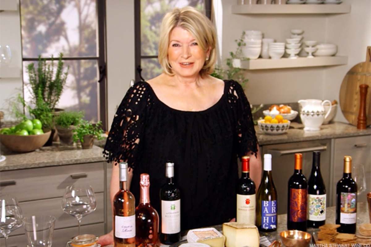 Martha Stewart 76th birthday timeline