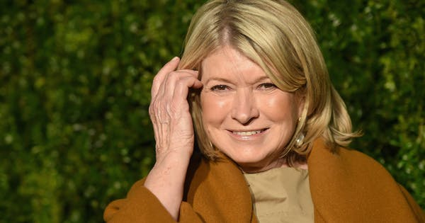 Martha Stewart 77th birthday timeline