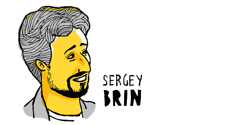 Sergey Brin 46th birthday timeline