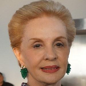 Carolina Herrera net worth 2020