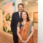 Ajay Piramal with his wife