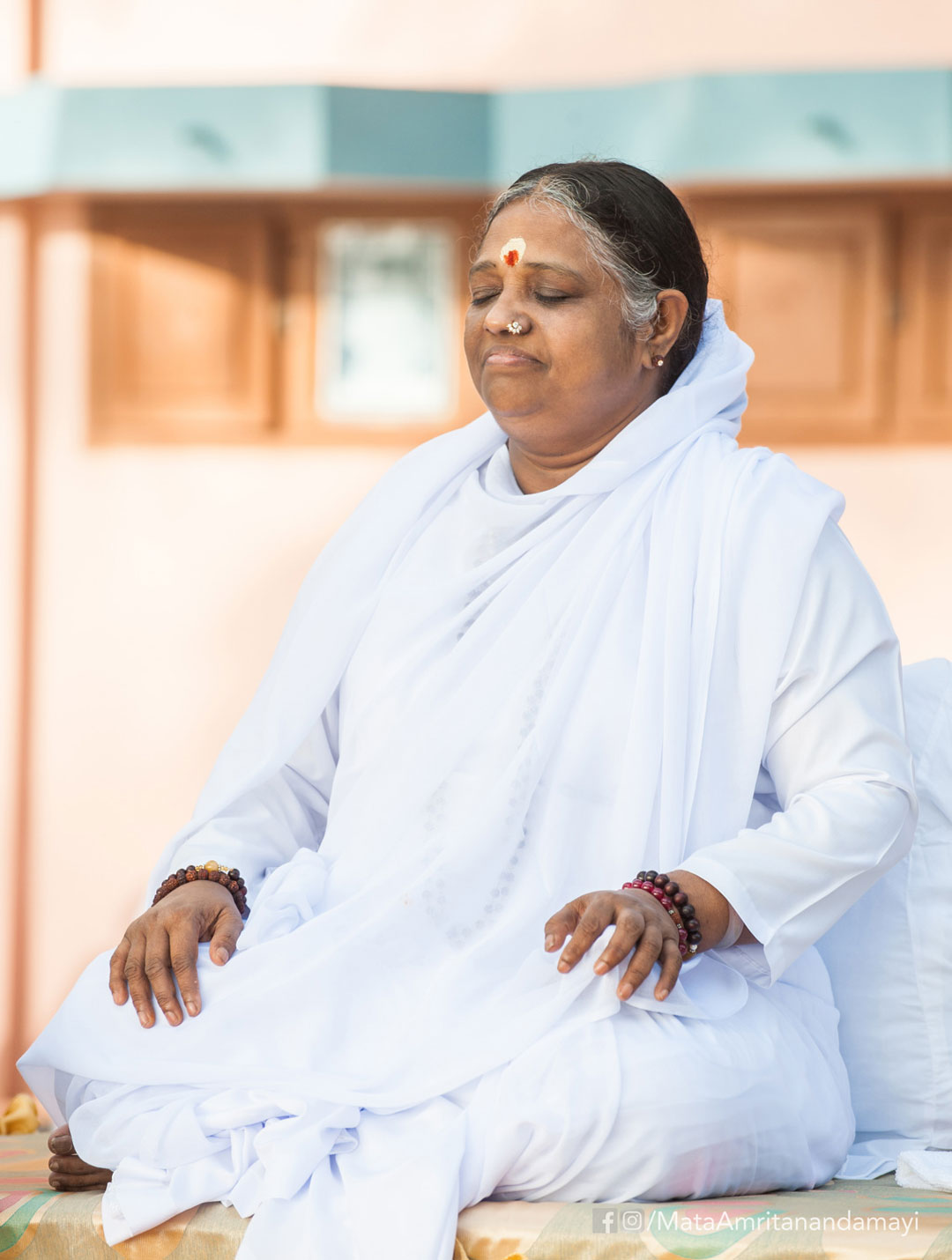 Mata Amritanandamayi 67th birthday