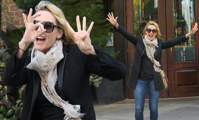 Kate Winslet 40th birthday timeline
