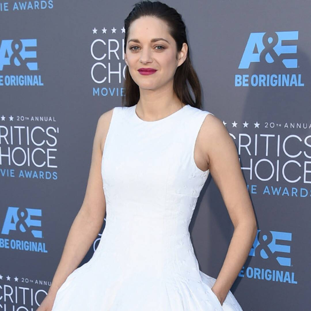 Marion Cotillard 40th birthday timeline
