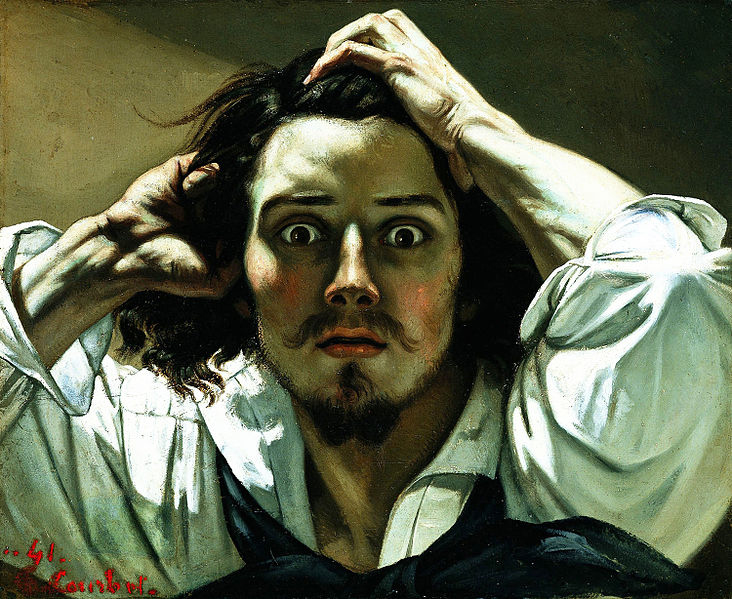 Gustave Courbet 195th birthday timeline