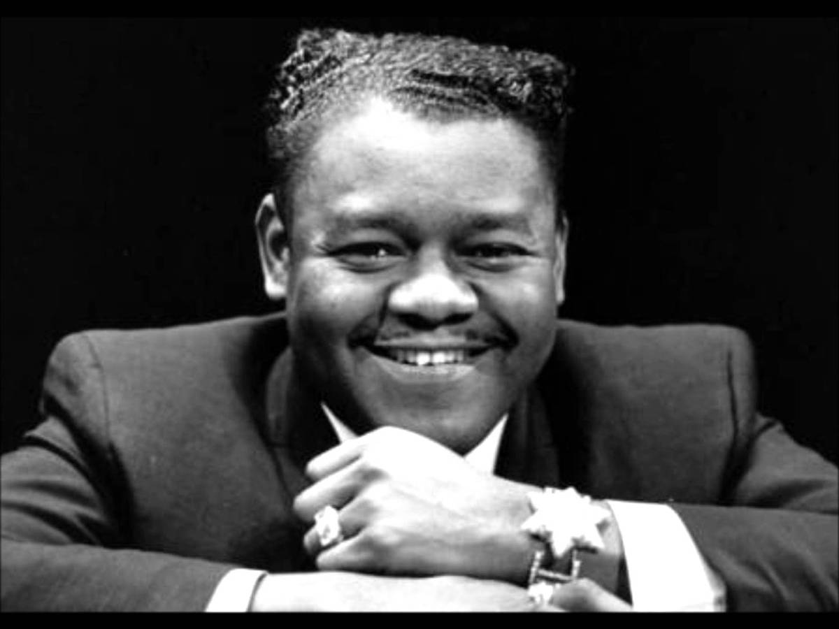 Fats Domino 92nd birthday timeline