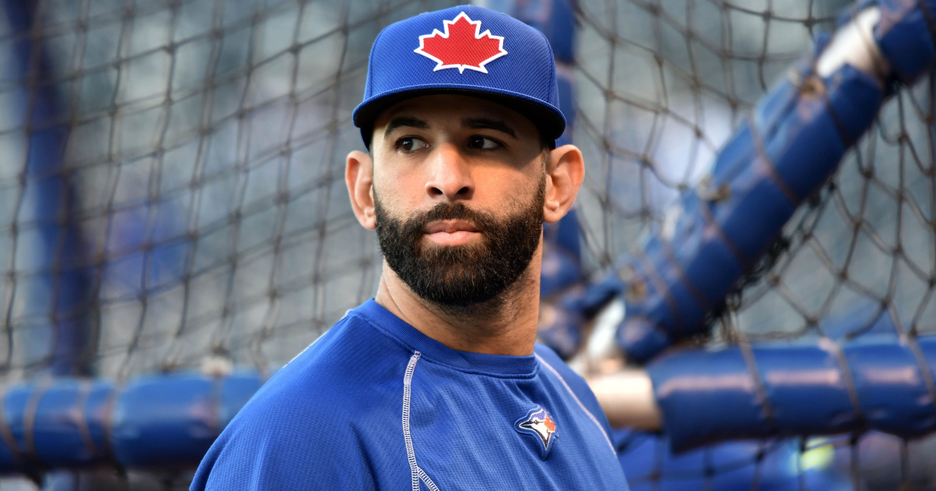Jose Bautista 35th birthday timeline