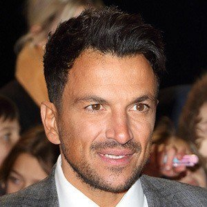 Peter Andre Family Peter Andre