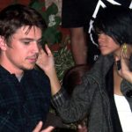 Josh Hartnett and RiRi