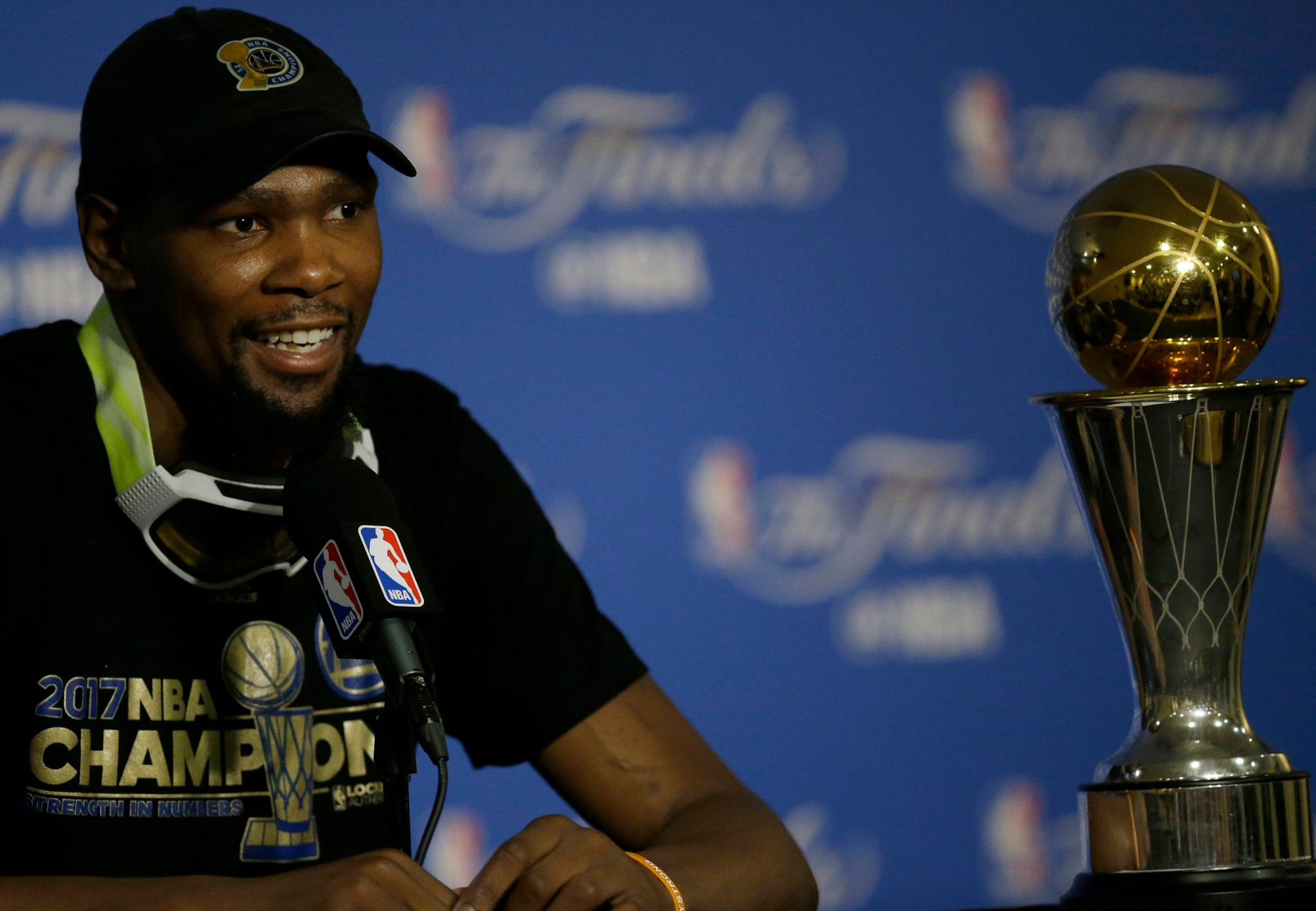 Kevin Durant 29th birthday timeline
