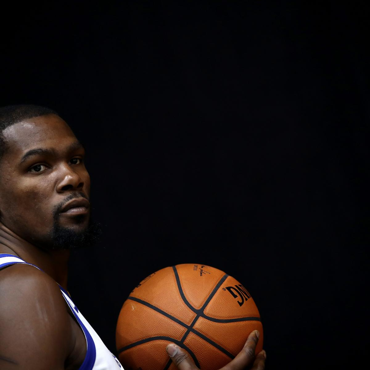 Kevin Durant 30th birthday timeline