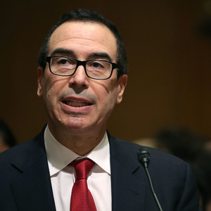 Steven Mnuchin net worth 2020