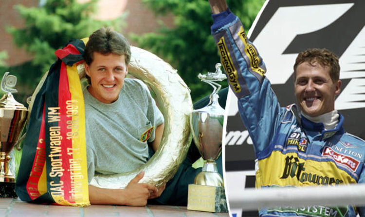 Michael Schumacher 49th birthday timeline