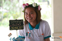 Joyce Pring 24th birthday timeline