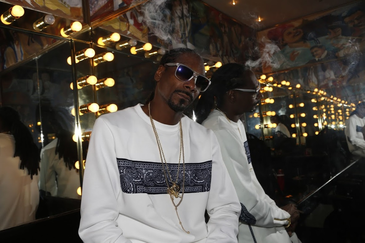Snoop Dogg 45th birthday timeline