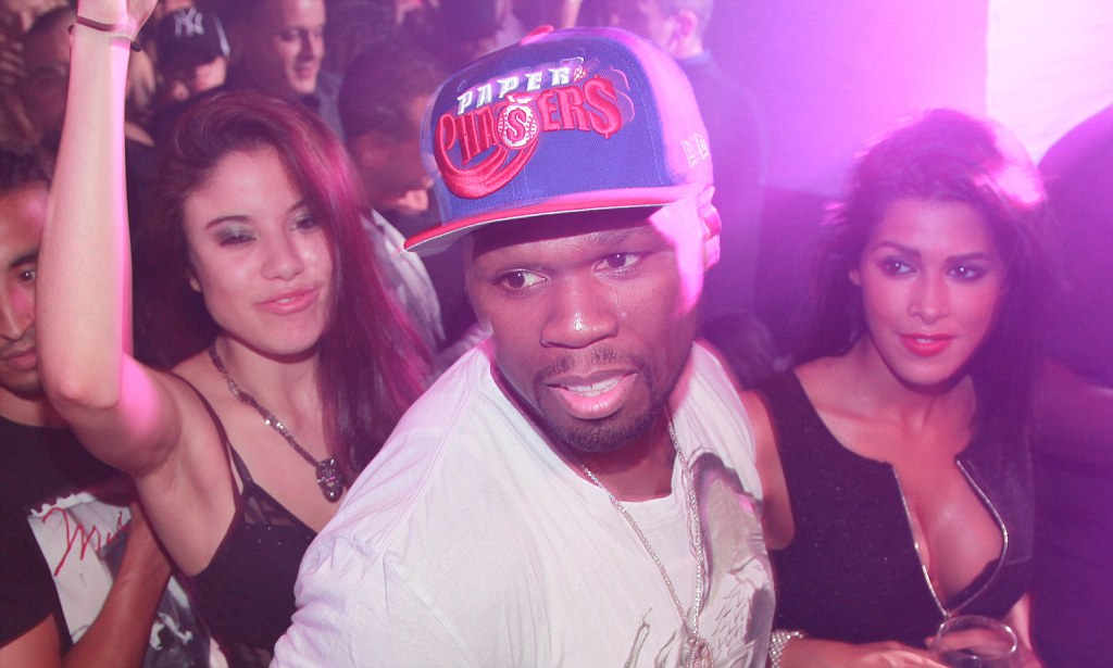 50 Cent 37th birthday timeline