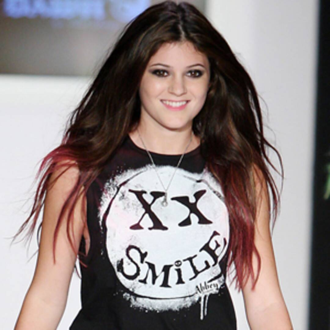 Kylie Jenner 15th birthday timeline