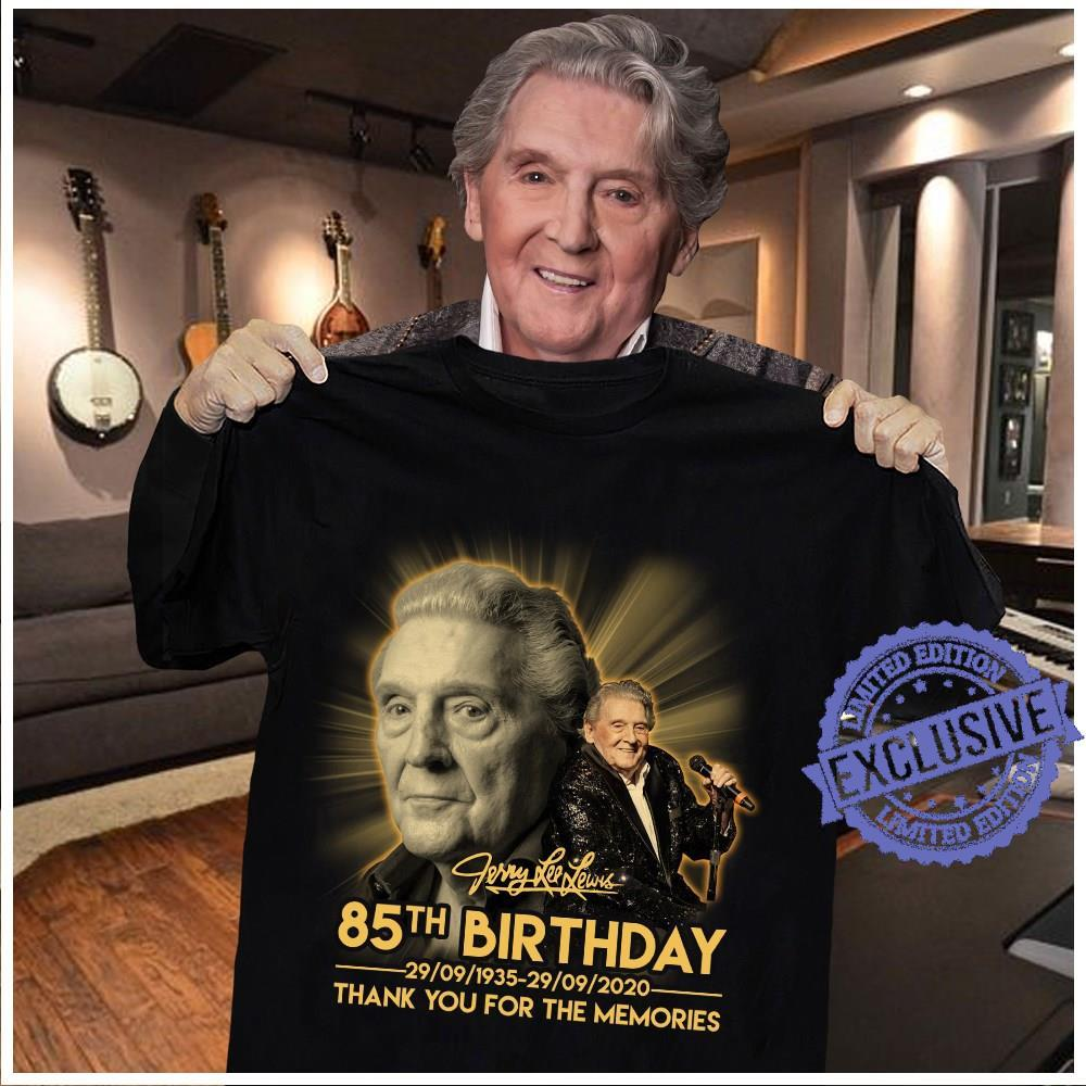 Jerry Lee Lewis 85th birthday