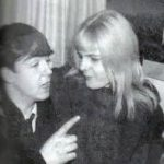 Erica Hubers and Paul Mccartney
