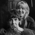 Jane Asher and McCartney