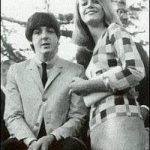 Peggy Lipton and Paul