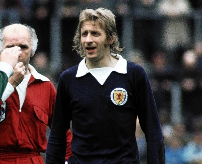 Denis Law 75th birthday timeline