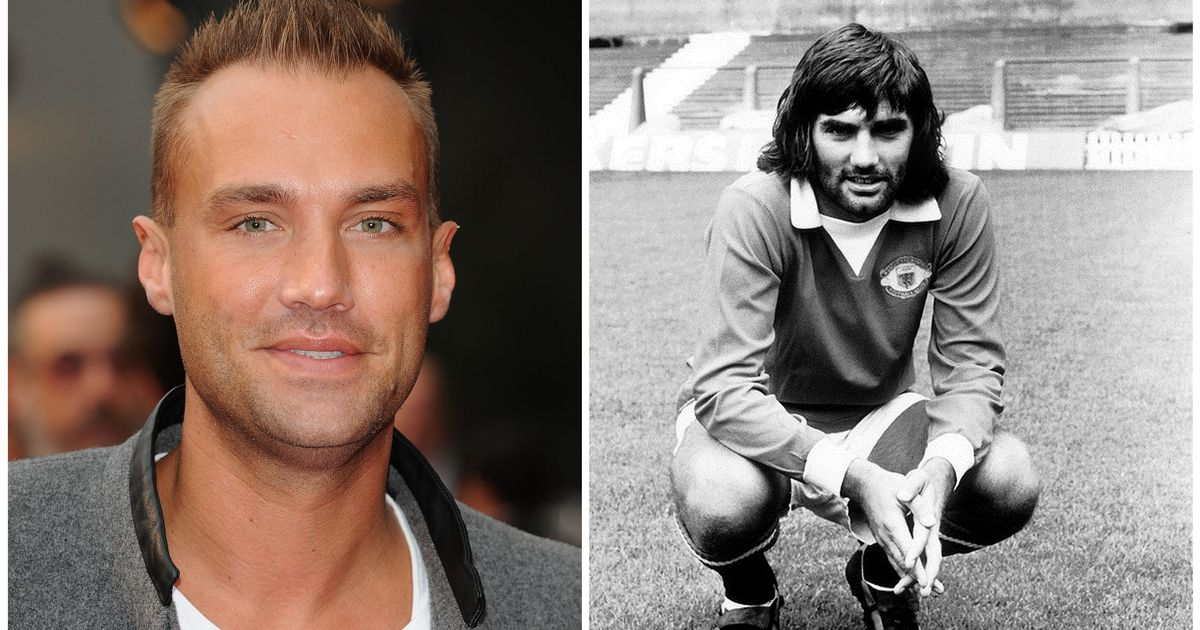 George Best 69th birthday timeline
