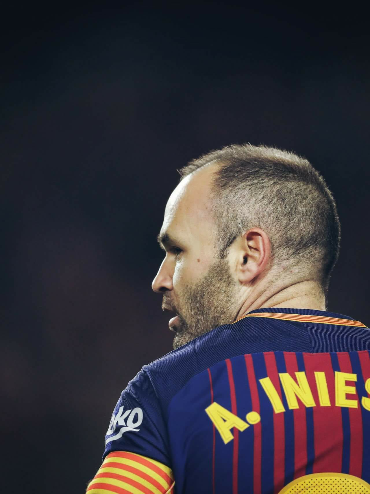 Andres Iniesta 34th birthday timeline