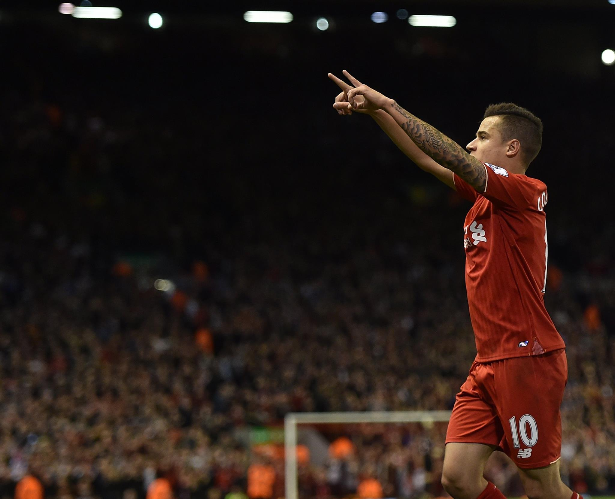 Philippe Coutinho 24th birthday timeline