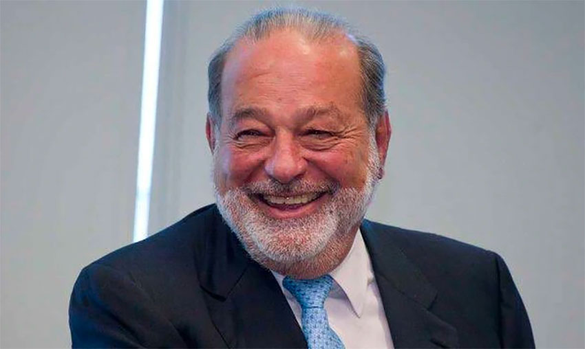 Carlos Slim Helu 80th birthday timeline