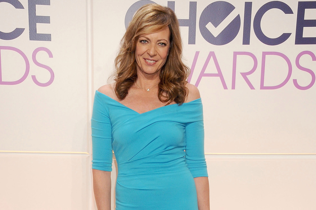 Allison Janney 55th birthday timeline