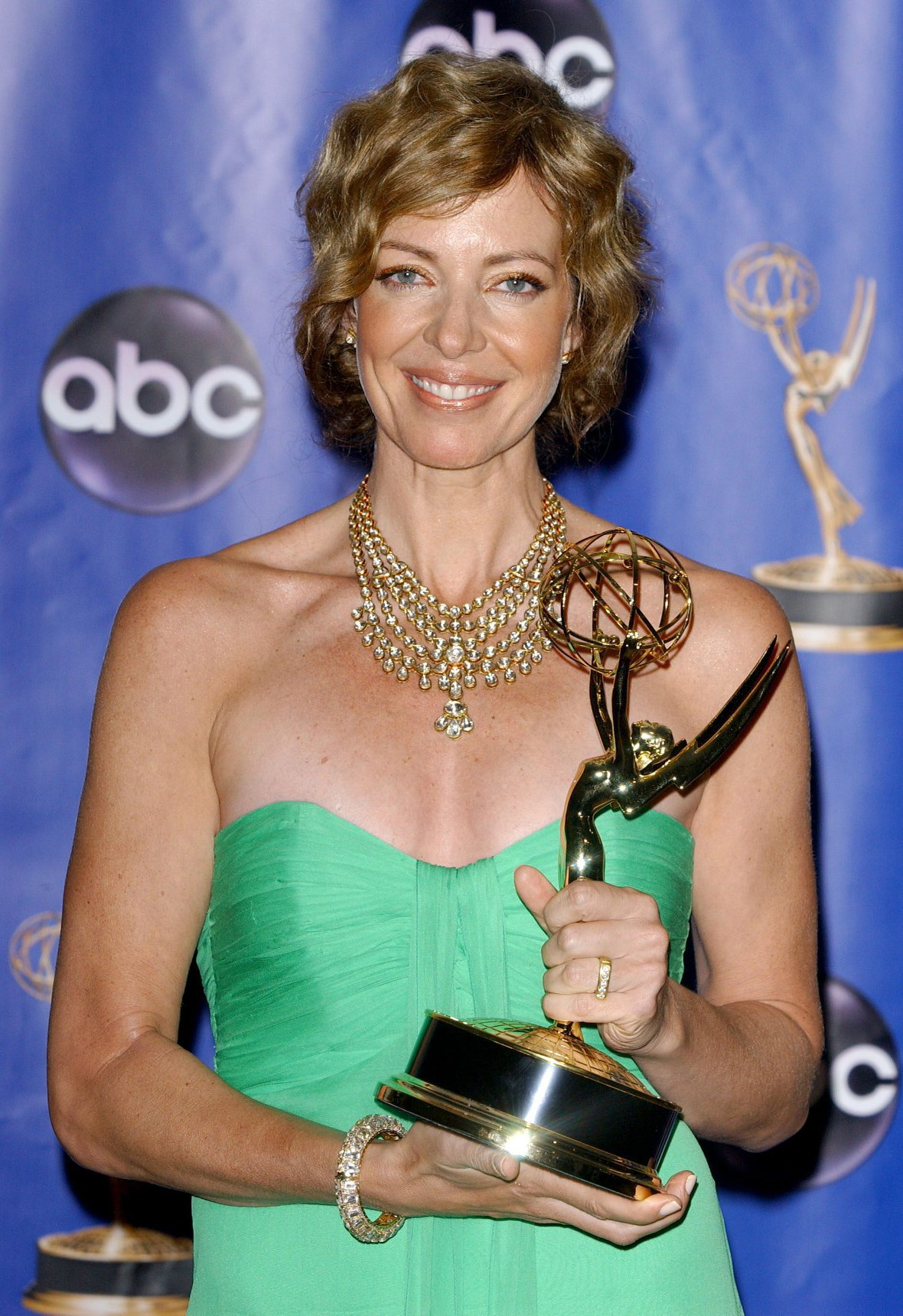 Allison Janney 59th birthday timeline