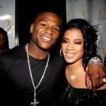 Mayweather with Keyshia Cole