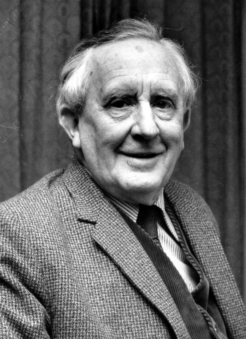 J.R.R. Tolkien 124th birthday timeline