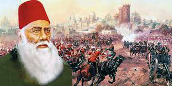 Sir Syed Ahmad Khan 200th birthday timeline