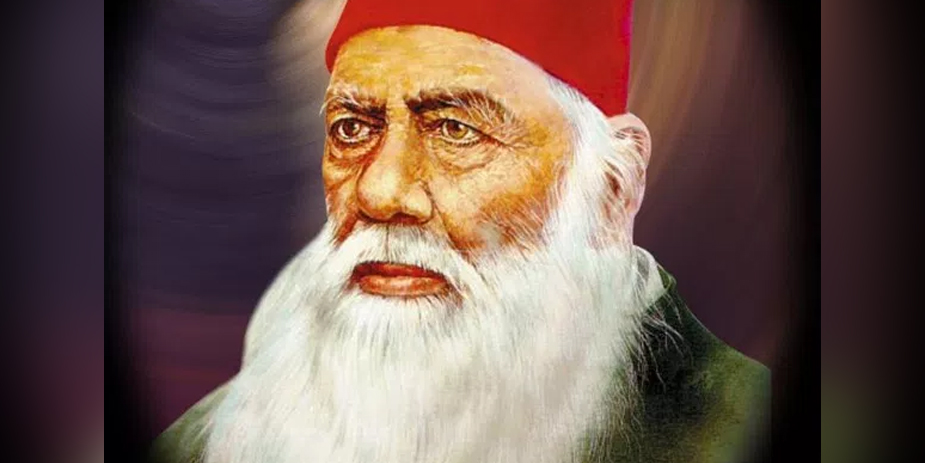 Sir Syed Ahmad Khan 202nd birthday timeline