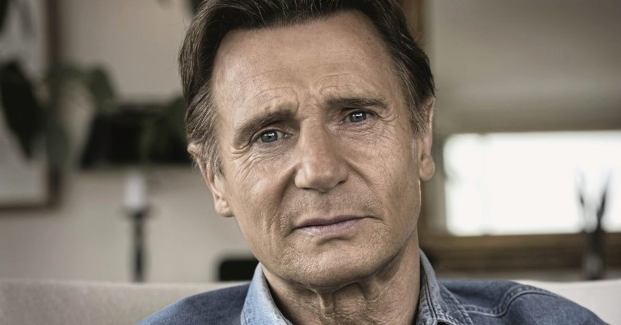 Liam Neeson 65th birthday timeline