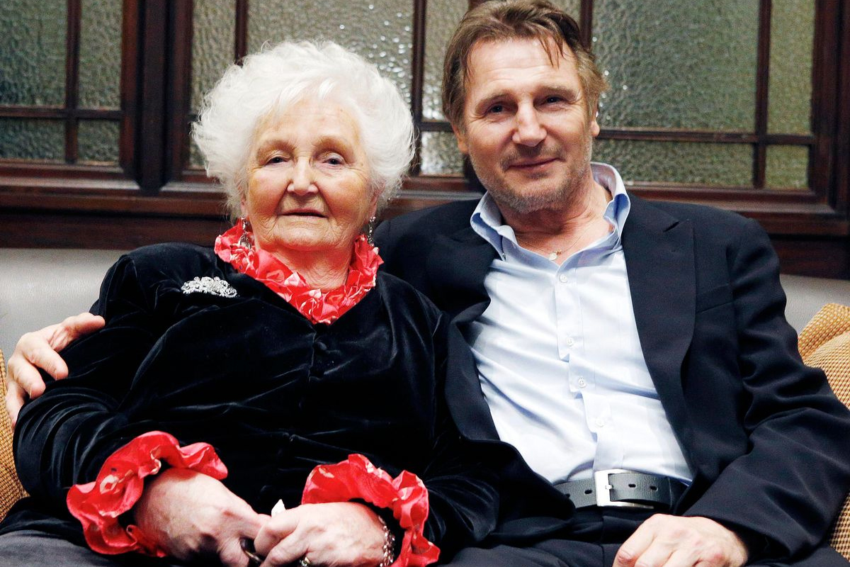 Liam Neeson 67th birthday timeline