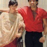 Sunny Deol With His Wife Pooja Deol