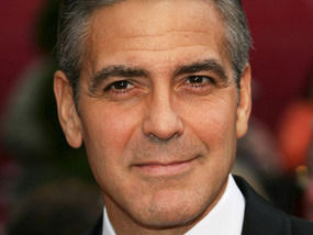 George Clooney 50th birthday timeline
