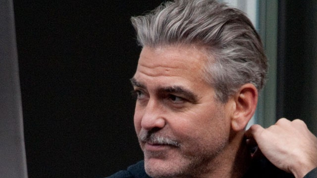 George Clooney 52nd birthday timeline