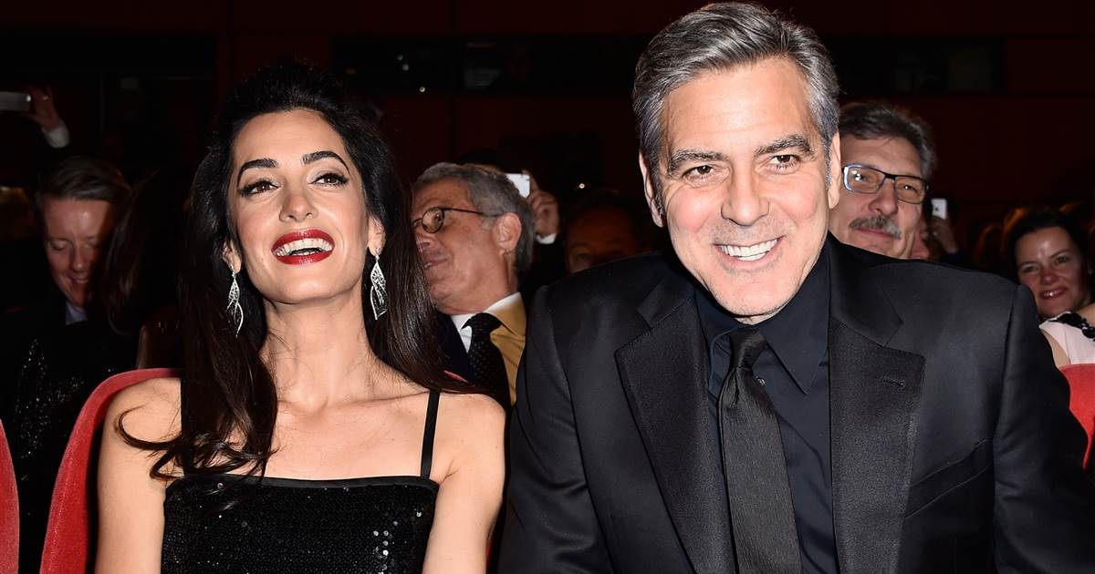George Clooney 55th birthday timeline