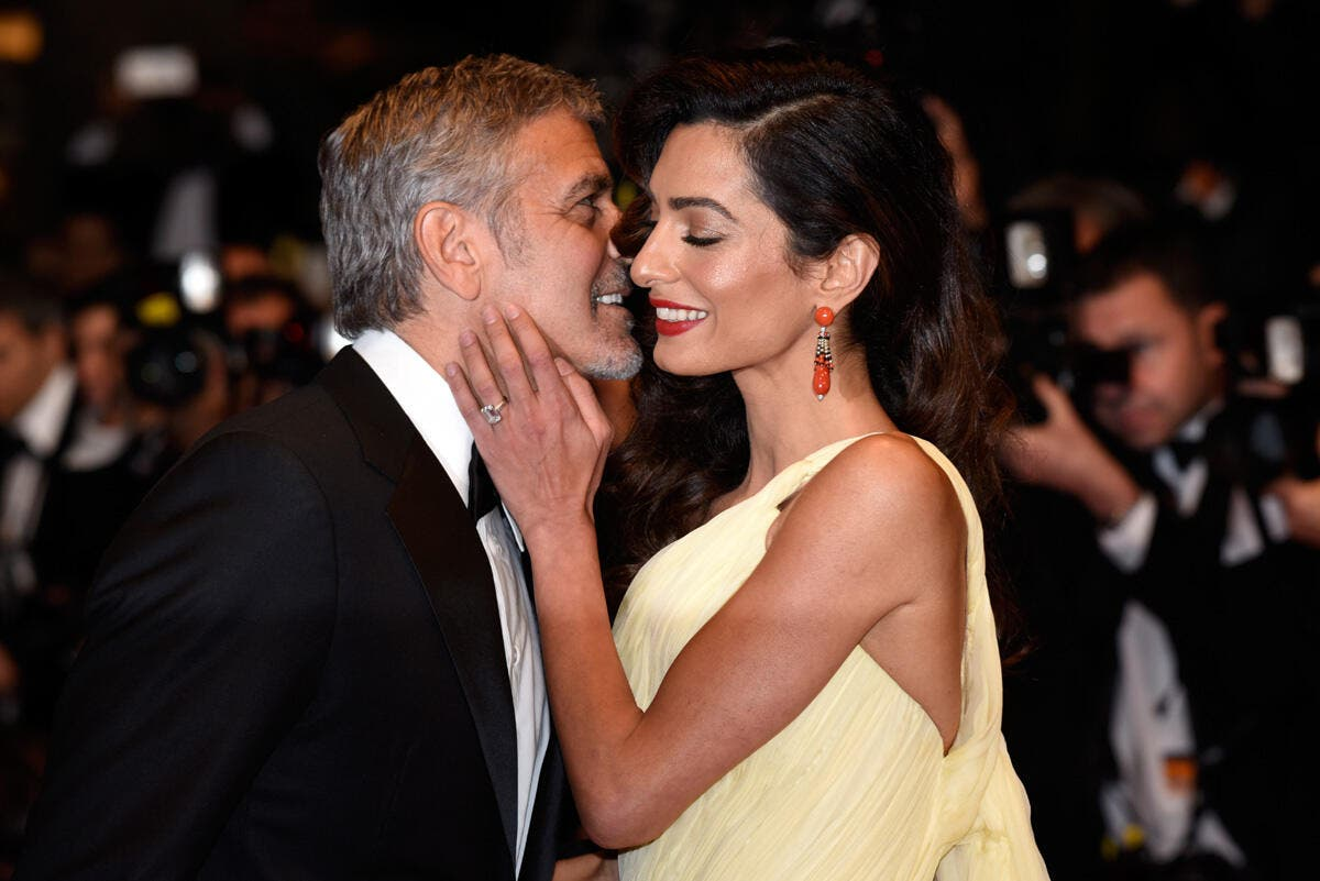 George Clooney 56th birthday timeline