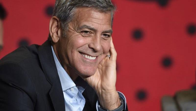 George Clooney 57th birthday timeline