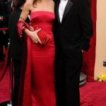 George Clooney with his Ex-girlfriend Jennifer Siebel